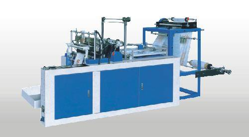 Computer-controlled Heat-sealing &Heat-cutting Bag-making Machine