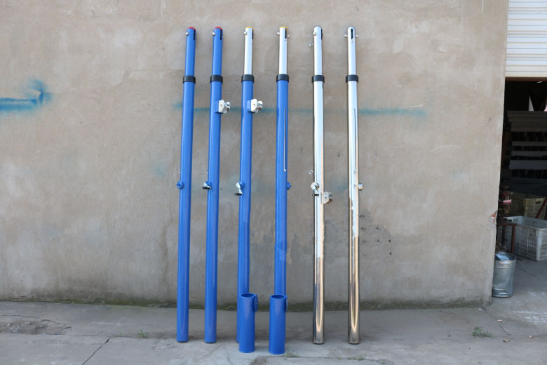 Inground Adjustable Volleyball Post/Systems/Volleyball Pole /Volleyball Column/Volleyball Pillar