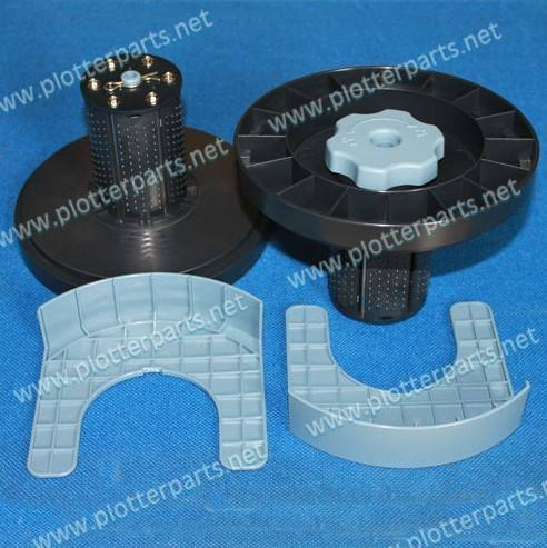 Q6670-60046 Media feed flange - Q6670-60046 for the HP DesignJet 8000s 8000sf 8000sr plotter parts