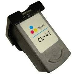 Canon CL41 colour remanufacture inkjet cartridge