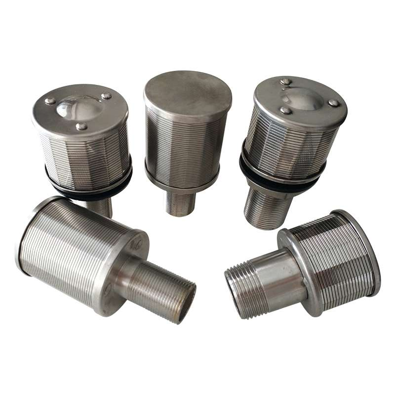 Wedge Wire Water Filter Nozzle Strainer Supplier