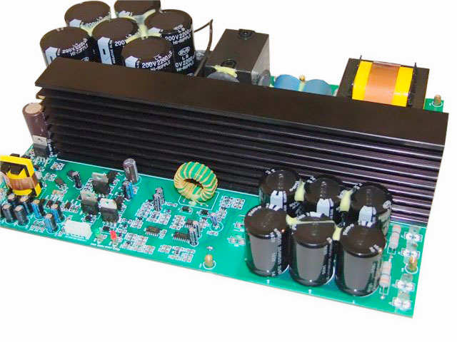 5000W RATED POWER PRO AUDIO AMP SMPS