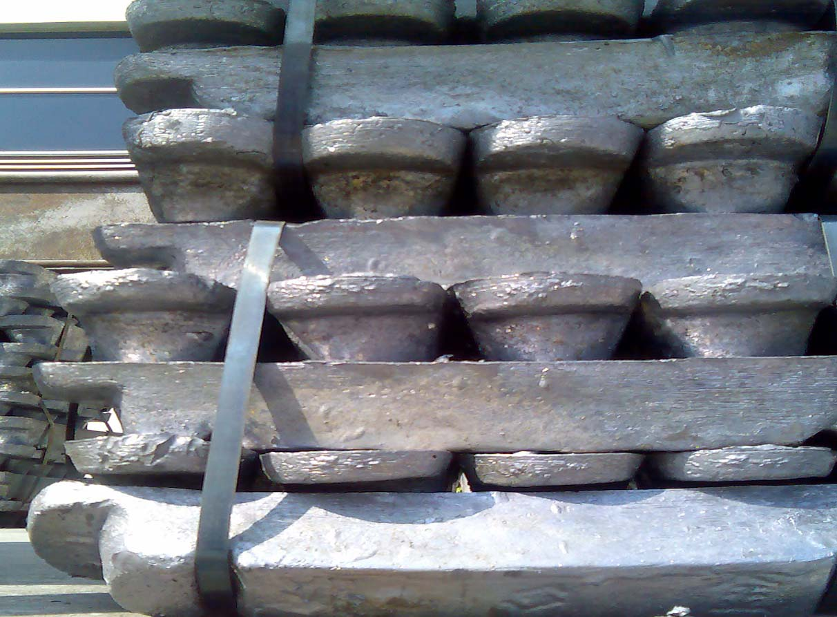 99.90% -99.994% Pure Lead (Pb) Ingot with Good Price