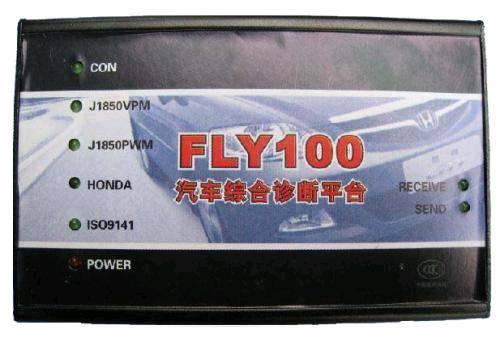 FLY100 Honda Full Function PC Scanner