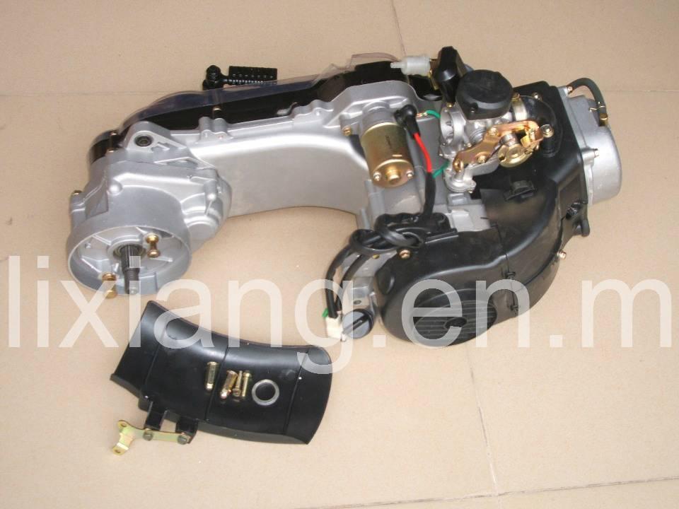 80cc Engine Assy, Gy6 80cc Engine (ME000000-0010)