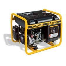 Wacker 2500 watt Generators
