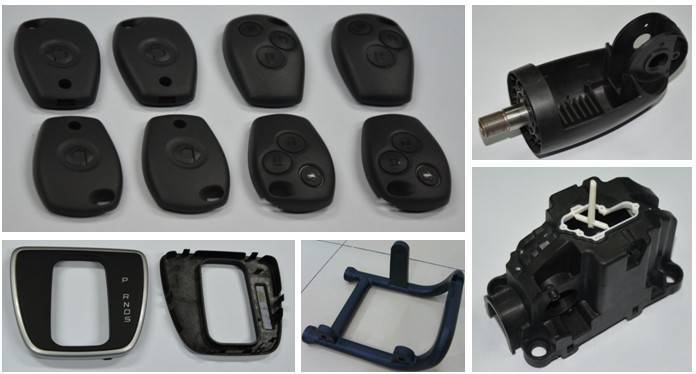 We offer kinds of plastic moulds such as automotive/medical/electronic components