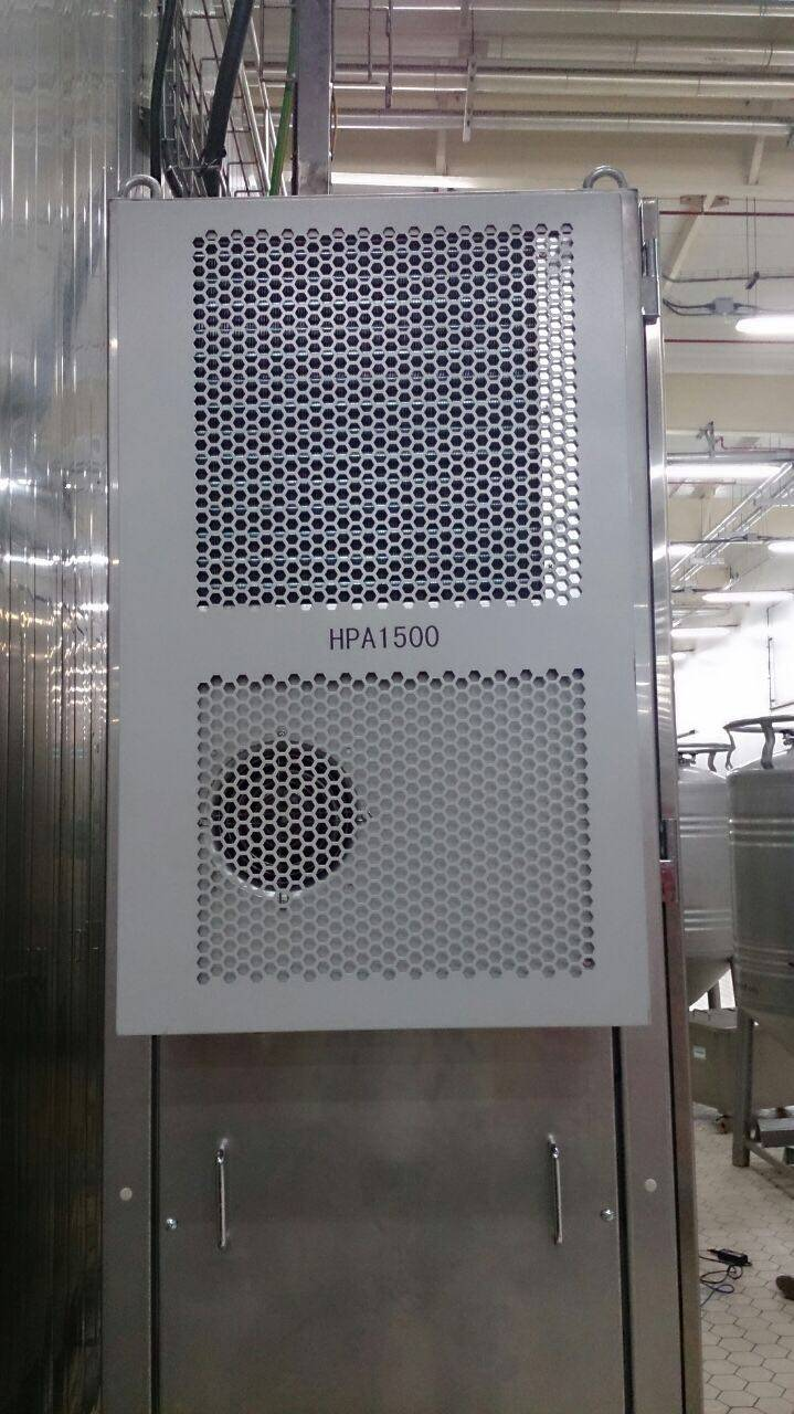 cabinet type industrial air conditioner