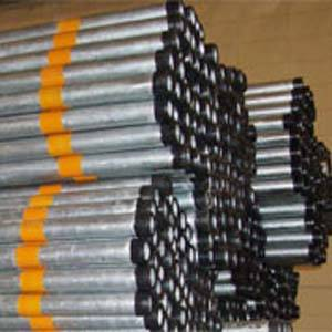 Pre Galvanized Round Pipe And Tube