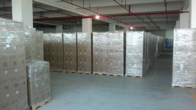 The leasing fee of customs supervision warehouse in Chinese mainland