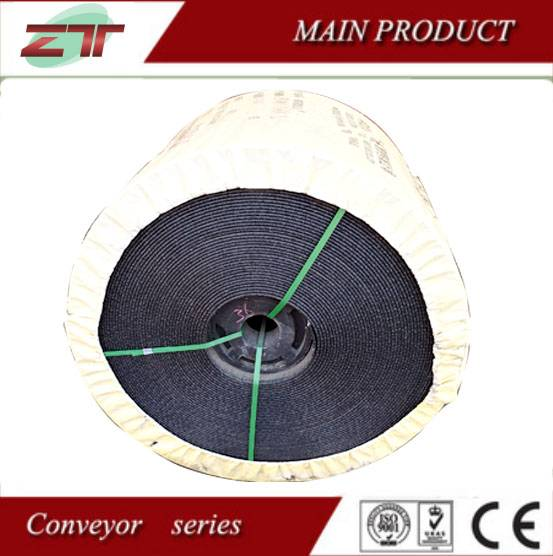 Solid Woven Rubber Conveyor Belt
