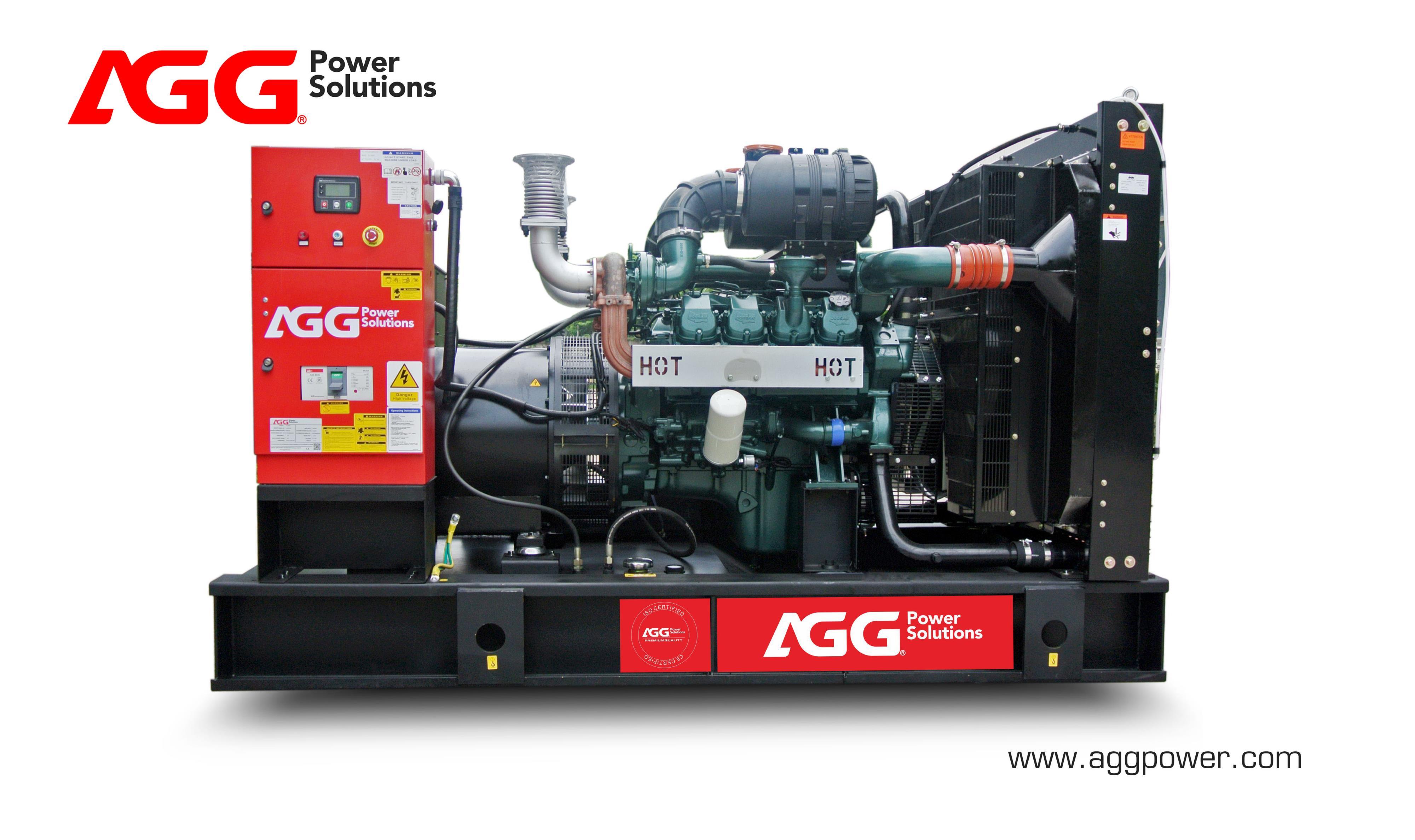 AGG Doosan diesel generator