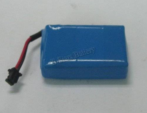 3.7V 600mAh Cordless Phone Rechargeable Batteries Packs