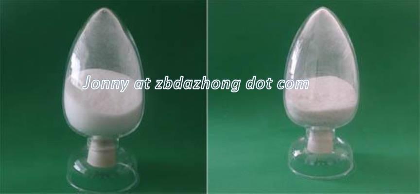Paper making aluminium sulphate