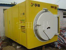 quick open door dewaxing autoclave for investment casting line