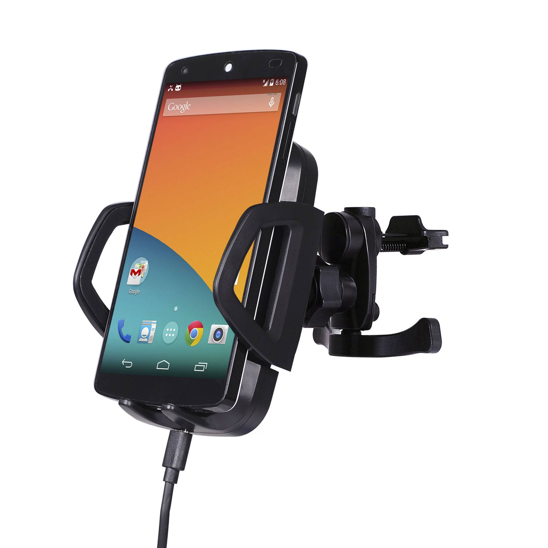 3 Coils wireless vehicle charger