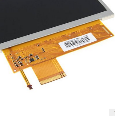 hot sale PSP1000 LCD display for video game consle accessories high quality