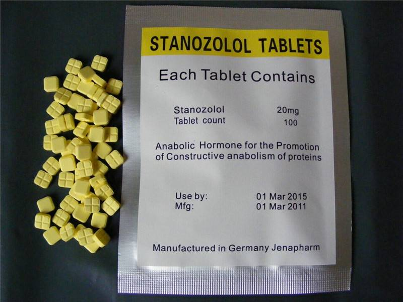 Stanozolol (Winstrol) 20mg the best cutting cycle pills
