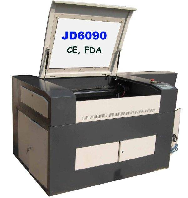 water cooling laser engraver machine JD6090