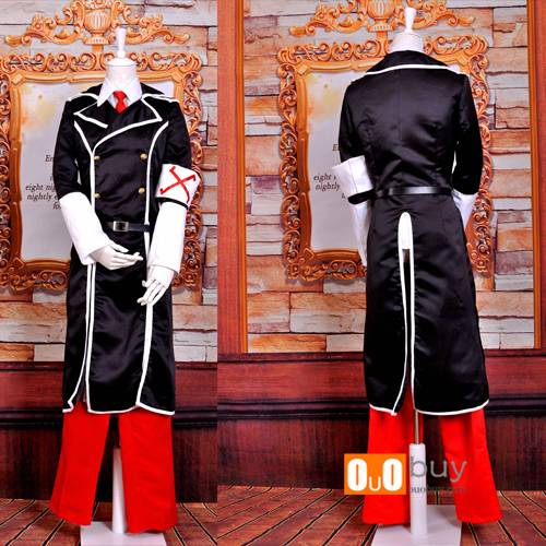 Selling Vocaloid Of Kagamine Cosplays Killing Doll Cosplay Costume