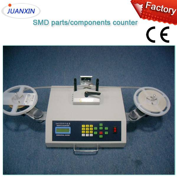 SMD components/parts counter