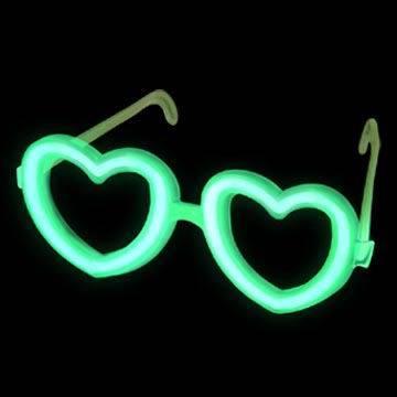 HEART EYE GLASSES