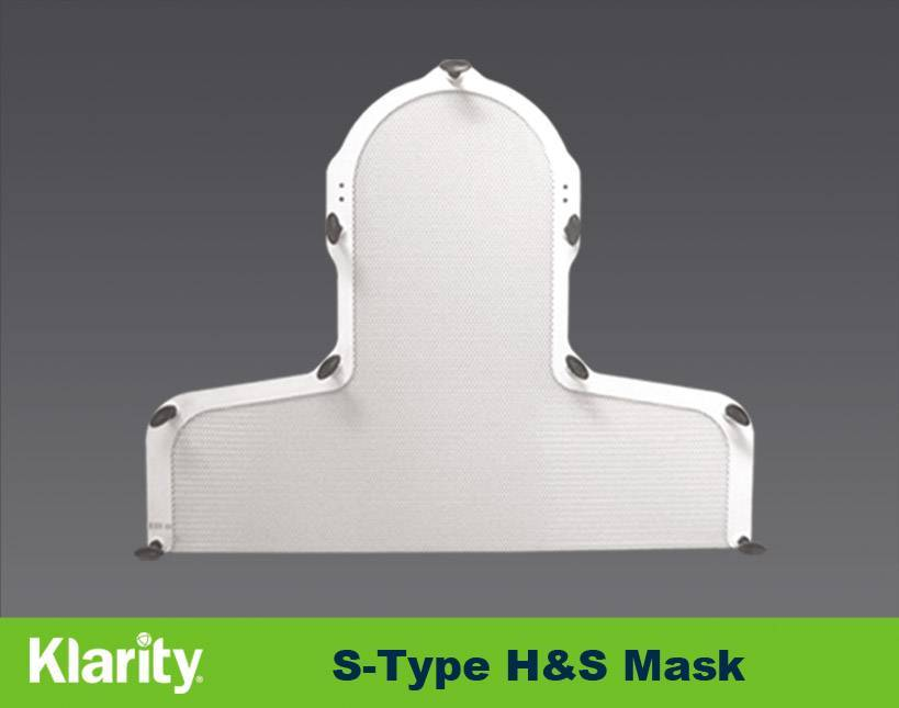 Type-S Mask Thermoplastic Mask