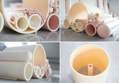 Alumina Tubes/Rollers/Crucibles etc.High Performance Ceramics Manufacturer/Lonci Group Co.,LTD