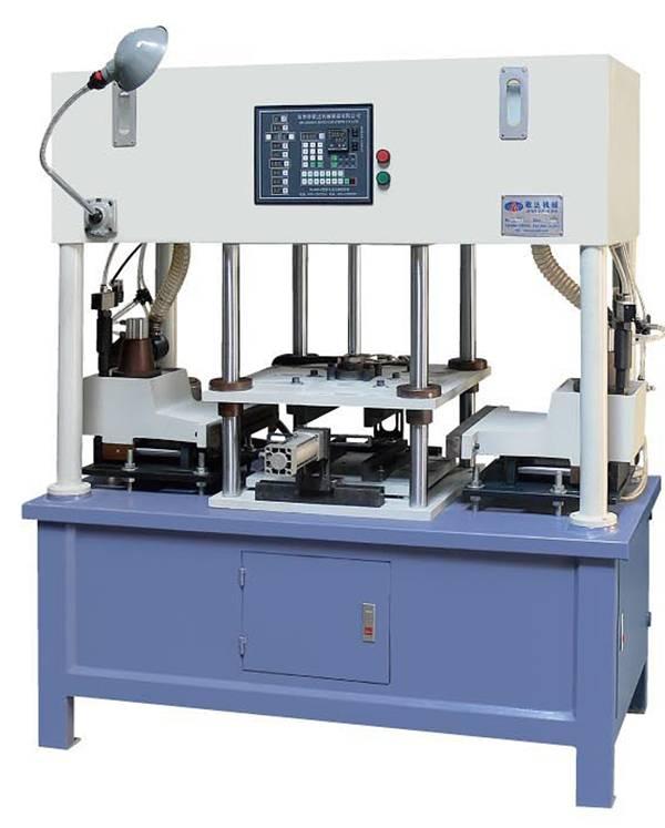 Sell sand casting machine core machine automatic double head core shooting machine JD500