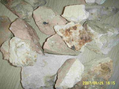 Sell: Calcined Bauxite
