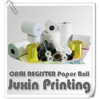sell thermal paper roll,pos paper roll,cash register paper