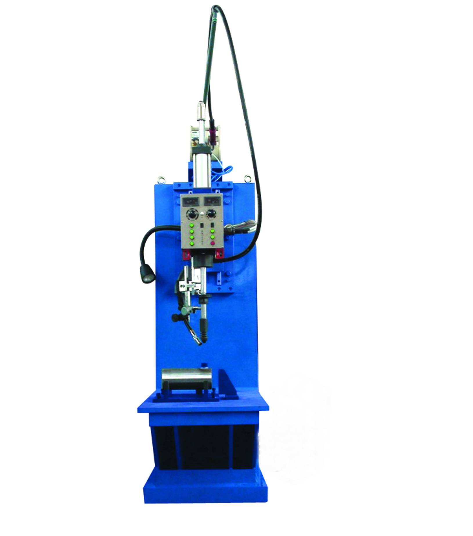Oil Cylinder Fluid Port Automatic Welding Machine
