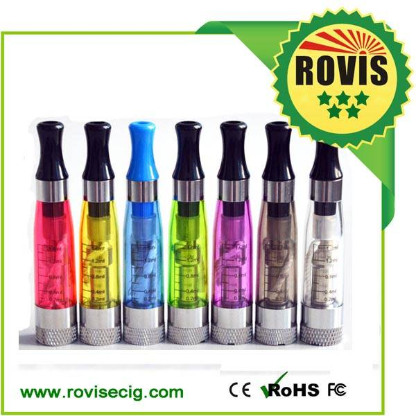 wholesale price the most popular E-cigarette ce5 atomizer with silica long wick bottom price
