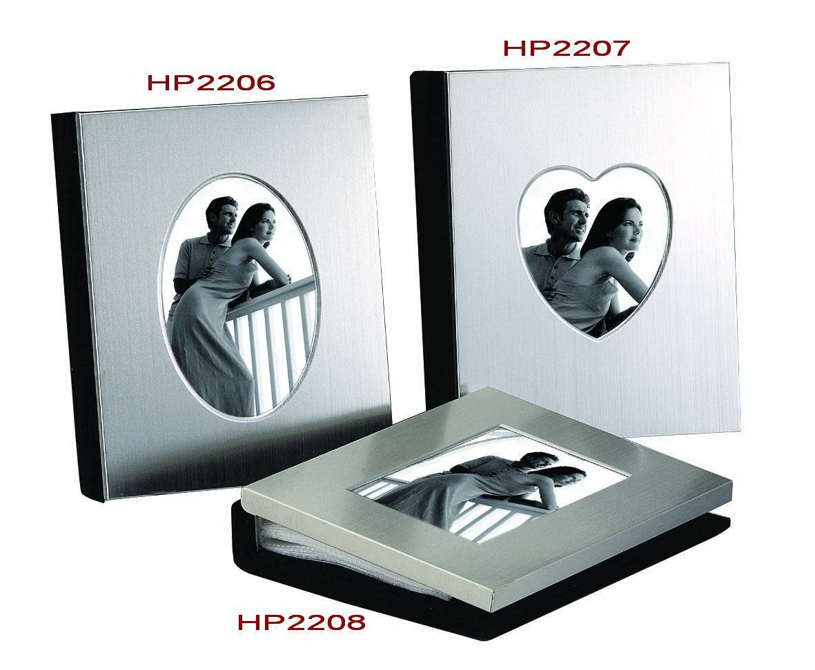 Sell Metal Photo Album, Suitable for Office and Home Decoration, OEM Orders are Welcome