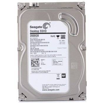 Seagate Desktop SSHD 2TB Internal Hard Hybrid Drive Disk HDD