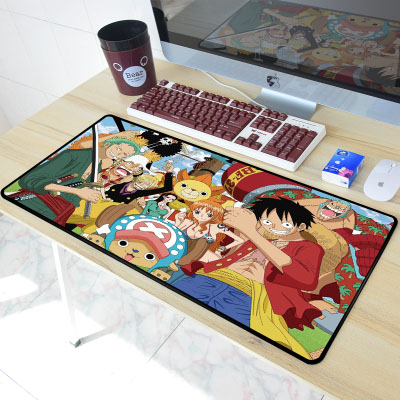 FDT Custom Rubber Extra Large Size Anime Mouse Pad