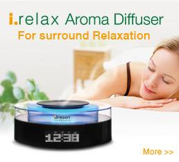 New USB Oil Aroma Diffuser with Natural Sound USB Aroma Diffuser with Speaker