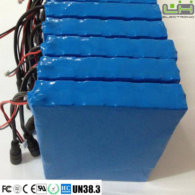 4S2P Battery Pack 18650 Lithium Ion Battery Pack with PCB Protection