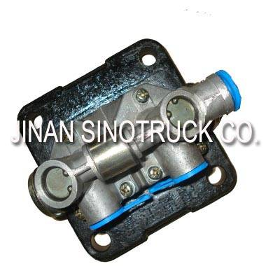 howo truck parts , cut off valve