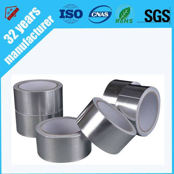 China no airway insulation material foil tape with SGS certificate