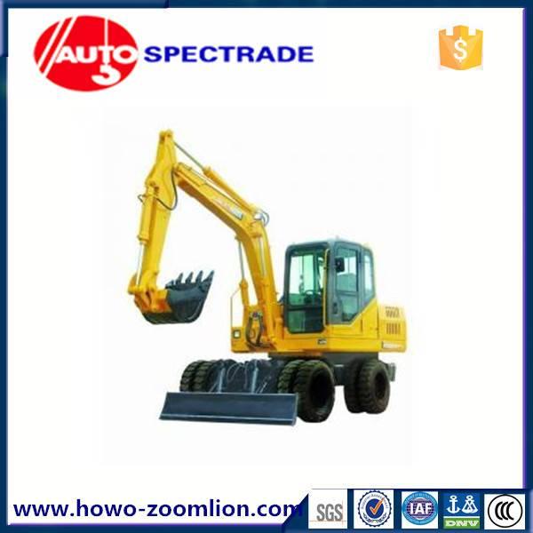 8.5 ton excavator China Lishide SC85.5 low price