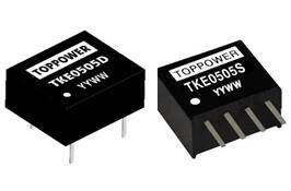 1W Isolated Miniature Single Output DC/DC Converters