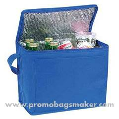 Nonwoven Lunch/Cooler/Ice Bags with Zipper