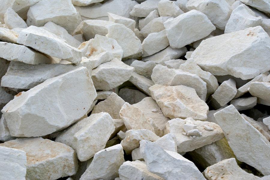 High brightness Limestone Powder