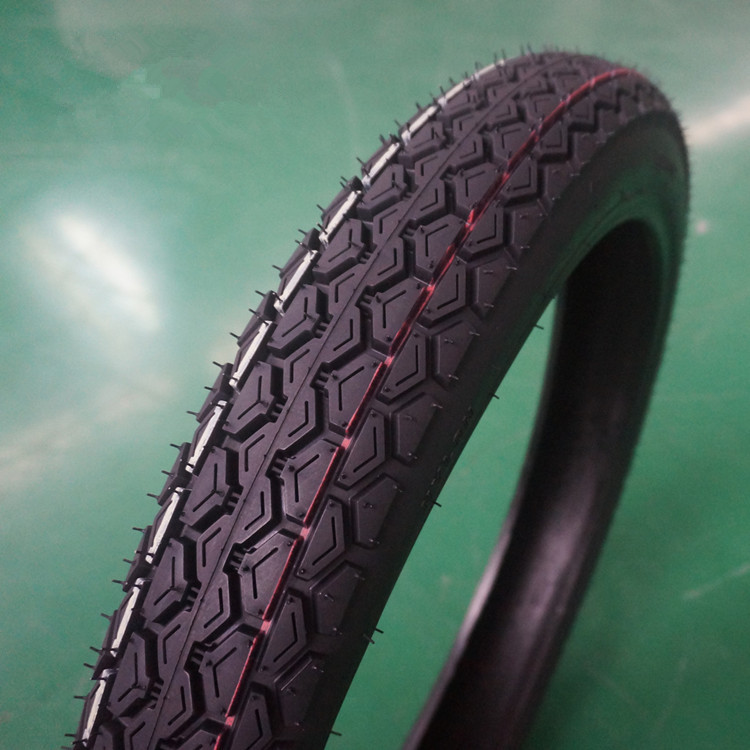 produce 2.75-14 and 2.75-17 motorcycle tire and tube