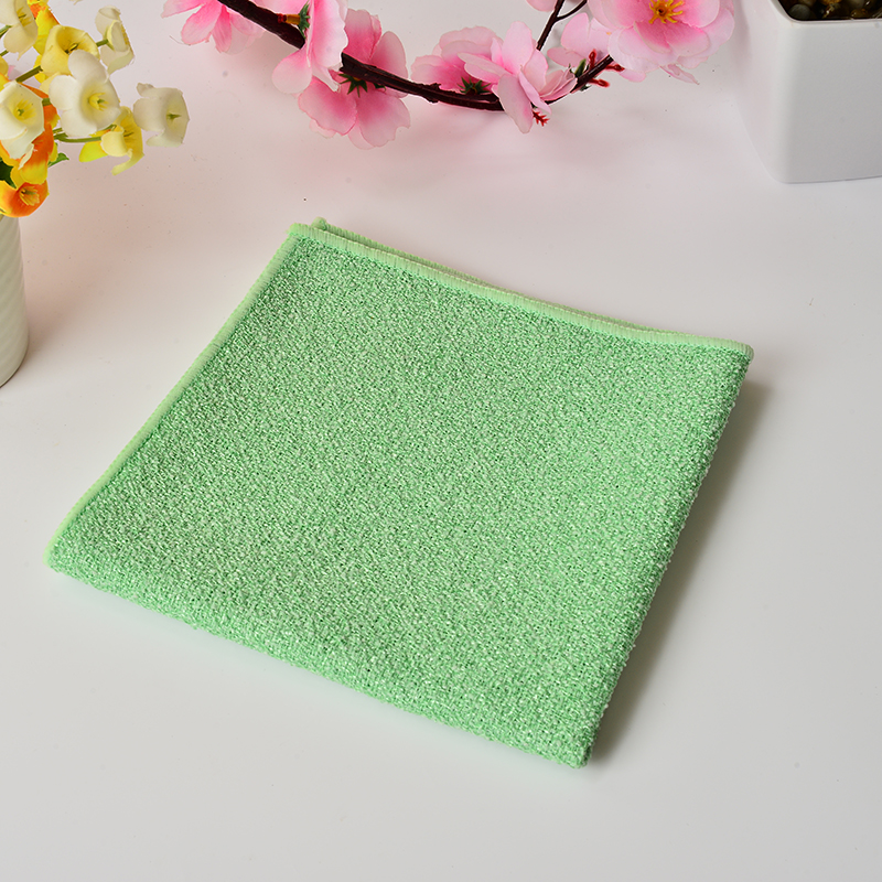 Multi-purpose Microfiber Cleaning Cloth For Kitchen,Terry Towel With PE