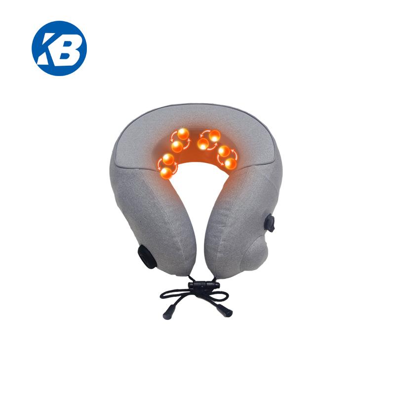 CE certified adjustable doctor life 3d massage foldable neck massager