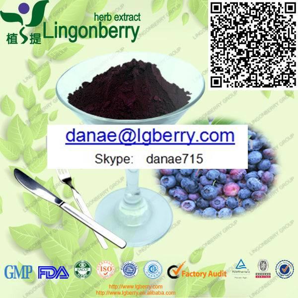 Anti-Oxidantherbal blendpowder, Anthocyanin, OPC
