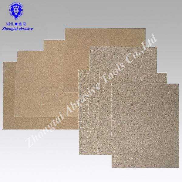 sand paper for wood