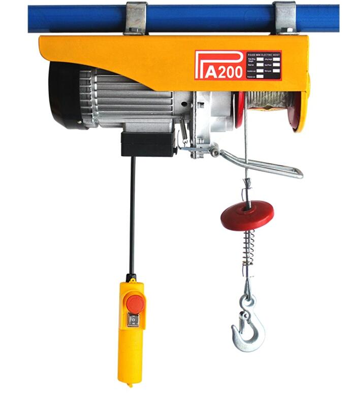 Electric Mini Hoist PA200